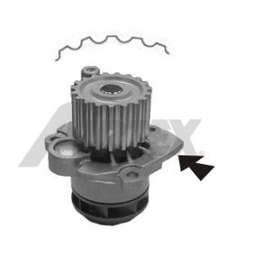 AIRTEX Wasserpumpe 1670 für AUDI A3 1.9 TDI 105 PS kaufen