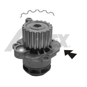 Wasserpumpe AIRTEX Art.No - 1776 OEM: 045121011B für VW, AUDI, RENAULT, SKODA, SEAT kaufen