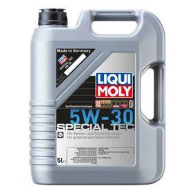 NISSAN MICRA LIQUI MOLY Motoröl 1164 Online Geschäft