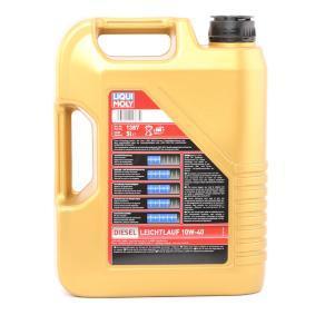 Auto Motoröl LIQUI-MOLY 10W-40 (1387) niedriger Preis