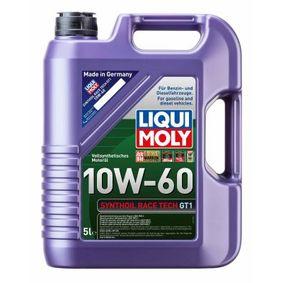 SAE-10W-60 Olio motore LIQUI MOLY 1391 negozio online