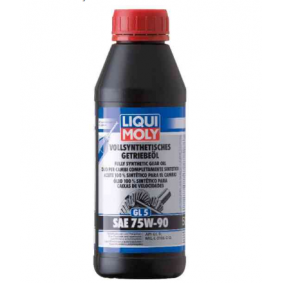 Golf IV Cabrio (1E) LIQUI MOLY Differentialöl 1413