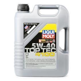 CHERY TIGGO 3 Motorenöl 3701 von LIQUI MOLY in Premium Qualität