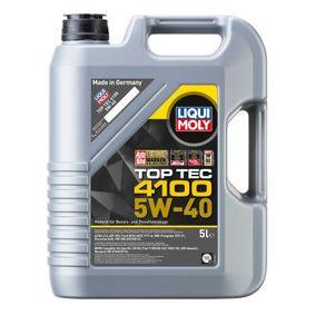 MERCEDES-BENZ S-Klasse Auto Motoröl LIQUI MOLY (3701) zu einem billigen Preis