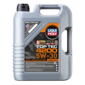Original Motoröl 3707 von LIQUI MOLY