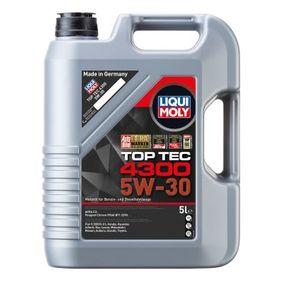 LIQUI-MOLY Авто масла, Art. Nr.: 3741 онлайн