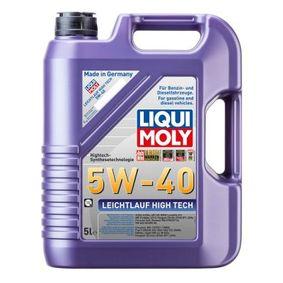 PORSCHE Cayman (981) 2.7 275 2013 Auto Motoröl LIQUI MOLY (3864) niedriger Preis