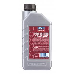 PORSCHE BOXSTER Motoröl (7960) von LIQUI MOLY kaufen zum günstigen Preis