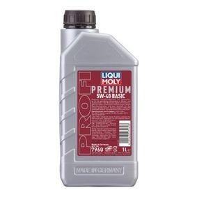 PORSCHE BOXSTER LIQUI MOLY Motoröl 7960 Online Geschäft