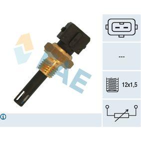 Sensor, Ansauglufttemperatur FAE (33166) für BMW 3er Preise