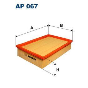 FILTRON Luftfilter AP067