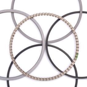 TWINGO II (CN0_) MAHLE ORIGINAL Kolbenringsatz 022 16 N0