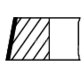 MAHLE ORIGINAL Kolbenringsatz 058198151B für VW, AUDI, CUPRA bestellen