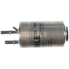 MAHLE ORIGINAL KL 705 Kraftstofffilter OEM - 30792046 VOLVO günstig