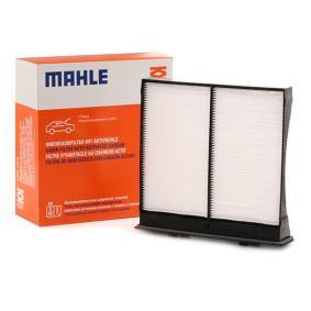 MAHLE ORIGINAL Pollenfilter LA 461