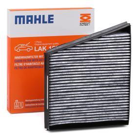 Filter, Innenraumluft MAHLE ORIGINAL Art.No - LAK 156 OEM: A2118300018 für MERCEDES-BENZ, SMART, MAYBACH kaufen