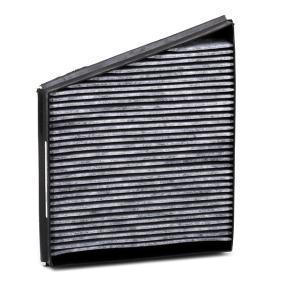 MAHLE ORIGINAL Filter, Innenraumluft A2118300018 für MERCEDES-BENZ, SMART, MAYBACH bestellen