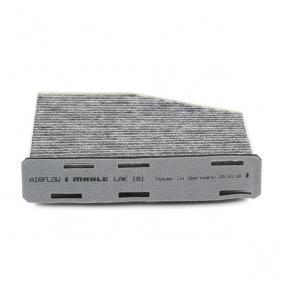 1K0819644A für VW, AUDI, SKODA, SEAT, PORSCHE, Filter, Innenraumluft MAHLE ORIGINAL (LAK 181) Online-Shop