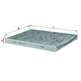 MAHLE ORIGINAL Filter, Innenraumluft (LAK 31) niedriger Preis