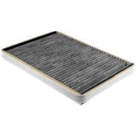 MAHLE ORIGINAL Filter, Innenraumluft LAK 75
