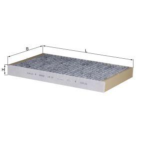 MAHLE ORIGINAL Filter, Innenraumluft (LAK 93) niedriger Preis