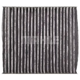 A1638350147 für MERCEDES-BENZ, MAYBACH, Filter, Innenraumluft MAHLE ORIGINAL (LAK 98) Online-Shop
