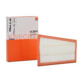 MAHLE ORIGINAL Въздушен филтър LX 1850/2