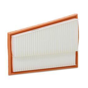 Въздушен филтър LX 1850/2 MAHLE ORIGINAL