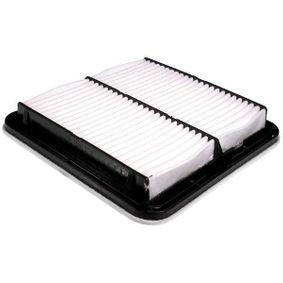 LX 2672 Luftfilter MAHLE ORIGINAL für SUBARU IMPREZA 2.5 WRX S AWD 255 PS zu niedrigem Preis