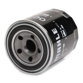 MAHLE ORIGINAL OC 115 Oil Filter OEM - 15400RTA003 HONDA, ACURA, HONDA (DONGFENG), HONDA (GAC) cheaply