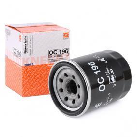 15400PLMA02 für HONDA, ACURA, Ölfilter MAHLE ORIGINAL (OC 196) Online-Shop