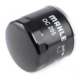 MAHLE ORIGINAL OC 205 Ölfilter OEM - MZ690116 MITSUBISHI günstig