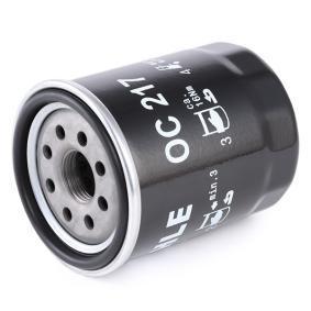 MAHLE ORIGINAL Filtro de combustible OC 217