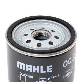 MAHLE ORIGINAL Brazo limpia OC 232