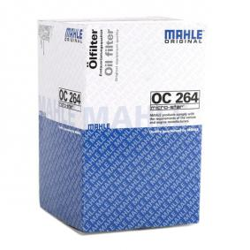 MAHLE ORIGINAL VW GOLF AGR Ventil (OC 264)