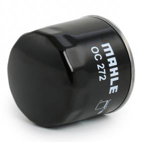 MAHLE ORIGINAL Intake pipe, air filter OC 272