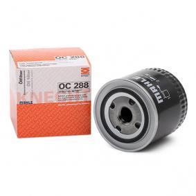 5116166 für FORD, Ölfilter MAHLE ORIGINAL (OC 288) Online-Shop