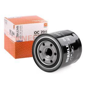 RAV 4 II (CLA2_, XA2_, ZCA2_, ACA2_) MAHLE ORIGINAL Oil filter OC 294