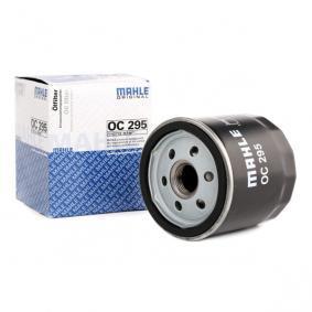 047115561G für VW, AUDI, SKODA, SEAT, CUPRA, Ölfilter MAHLE ORIGINAL (OC 295) Online-Shop