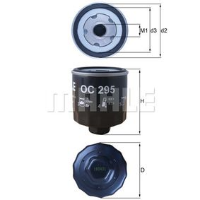 Cables de bujías (OC 295) fabricante MAHLE ORIGINAL para SEAT Ibiza IV ST (6J8, 6P8) año de fabricación 03/2010, 85 CV Tienda online