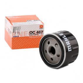 MAHLE ORIGINAL Cache moteur OC 467 pour RENAULT MEGANE 1.9 dT (JA0K, JA0Y) 90 CH récuperer