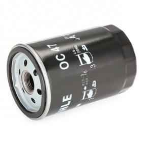 MAHLE ORIGINAL OC 47 OF Ölfilter OEM - 057115561 AUDI, SEAT, SKODA, VW, VAG, SAMPA, eicher günstig