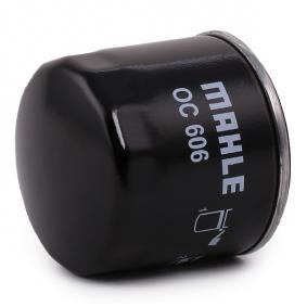 MAHLE ORIGINAL OC 606 Filtre à huile OEM - 5008720 FORD, GEO, TALOSA, WE PARTS à bon prix