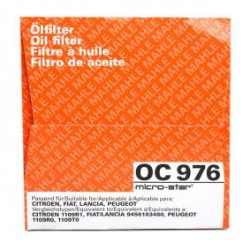 MAHLE ORIGINAL Ölfilter OC 976
