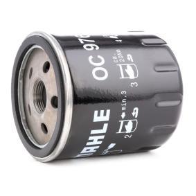 MAHLE ORIGINAL Sistema de ventilación del cárter OC 976