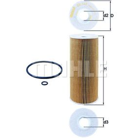Heckklappendämpfer (OX 143D) hertseller MAHLE ORIGINAL für VW CRAFTER 30-50 Kasten (2E_) ab Baujahr 04.2006, 88 PS Online-Shop