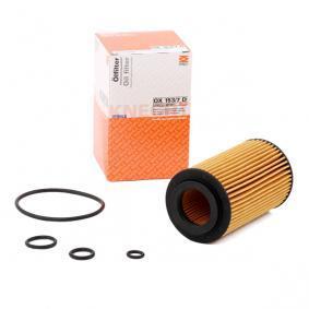 A1121840425 für MERCEDES-BENZ, Ölfilter MAHLE ORIGINAL (OX 153/7D) Online-Shop