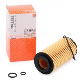 6031840025 pour MERCEDES-BENZ, Filtre à huile MAHLE ORIGINAL (OX 179D) Boutique en ligne