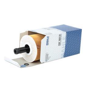 MAHLE ORIGINAL OX 188D Маслен филтър OEM - 045115466C AUDI, HONDA, SEAT, SKODA, VW, VAG евтино