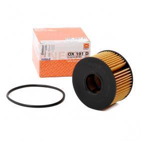 MONDEO III Kombi (BWY) MAHLE ORIGINAL Nebelscheinwerfer Einzelteile OX 191D